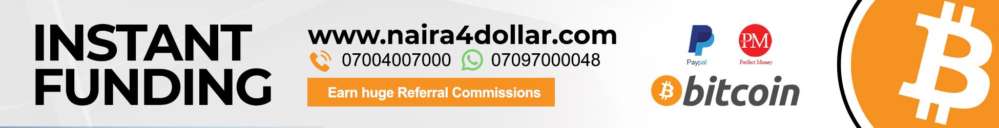 Naira4Dollar